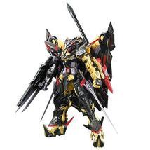 Bandai MBF-P01-Re2 Astray Gold Frame Amatsu Mina RG-24 1/144 Gundam Plas... - $73.98