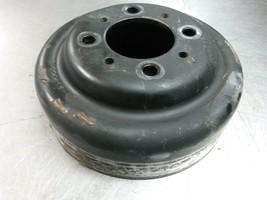 82Q032 Water Pump Pulley 1995 Chevrolet Blazer 4.3 12550053 - $25.00