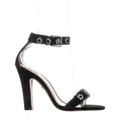 Coach Elizabeth102 Ankle Strap Sandals, Black image 4