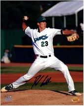 Dan Gossett Beloit Snappers/Oakland A's Autographed 8x10 Baseball Photo   - $29.95