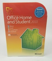 Microsoft Office Home and Student 2010 GENUINE sealed NEW 79G-02144 Win ... - $149.99