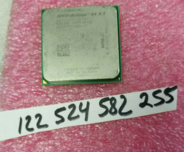 AMD Athlon 64 X2 4200+ 2.2 GHz Processor  ADO4200IAA5DO - $17.81