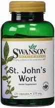 Swanson St. John's Wort 375 Milligrams 120 Capsules - $9.20