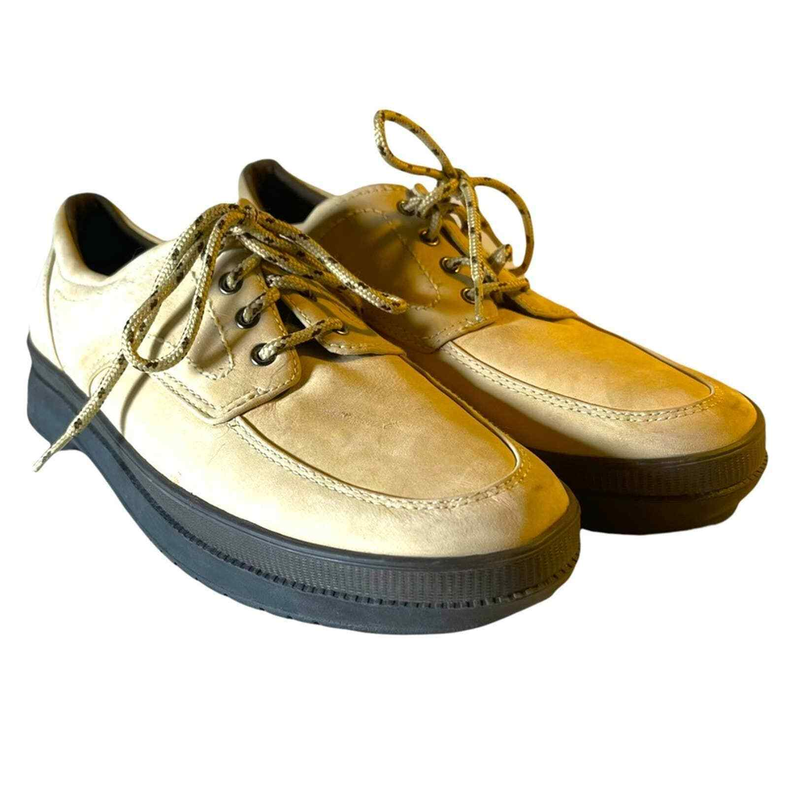 Easy Spirit Tan Lace Up Shoes Size 8.5M - $24.75