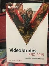 Corel VideoStudio Pro 2019 Retail Full Version for Windows  - $33.66