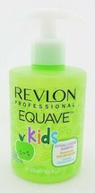 Revlon Professional Equave Kids 2 IN 1 Green Apple Shampoo 10.1 fl oz / ... - $23.99