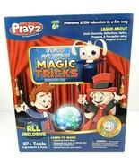 Playz Unlimited Mind Boggling Magic Tricks Science Kit Stem Experiment 2... - $19.83