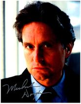 MICHAEL DOUGLAS Authentic Original  SIGNED AUTOGRAPHED 8X10 w/ COA 444 - $38.00
