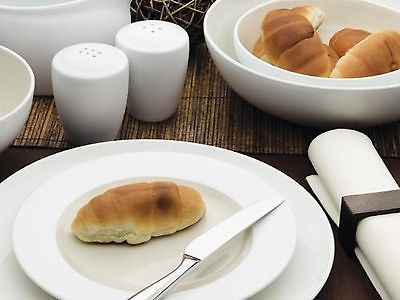 Colorwave White 4-PC Coupe Dish Place Setting by Noritake