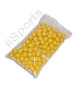 100 Reusable Foam Rubber 68 cal Z Balls Practice Target Training Paintballs - $19.95