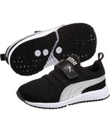 Puma Carson Runner V Trainers Shoes Sneakers Infant Toddler Size 3 - 4 U... - $32.36