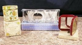 Avon Mom Gift Sentiments Candle Friendship Fostoria Mom Frame Mirrored  ... - $19.38