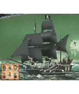 PIRATES OF THE CARIBBEAN-BLACK PEARL SHIP  840 PIECES  BRAND NEW !! - $79.15