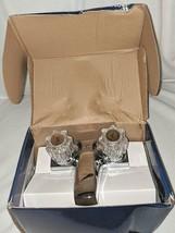 Homewerks Worldwide 10B42WYCH1BZ Chrome Two Handle Lavatory Faucet image 1