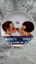"""VINTAGE """"A KISS FOR YOU"""" HERSHEY'S KISS PLATE FROM 1979 - $9.99"""