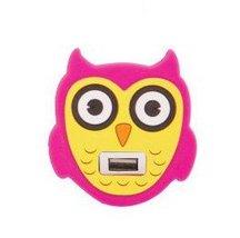 OWL USB PLUG WALL HUGGER - $7.43