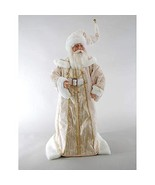 Katherine's 2020 Collection Cream Santa Doll 26 inches - $162.67