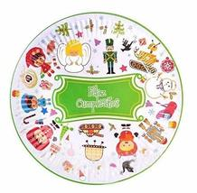 PANDA SUPERSTORE Kids Disposable Cake/Barbecue/Party Dinner Paper Plates&Party S