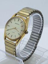 Vintage ADVANCE 83-2035 men's Watch QUARTZ NEEDS BATTERY image 5