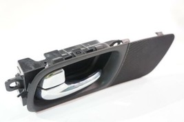 07-2013 infiniti g37 sedan front left driver side interior door handle black oem - $12.98