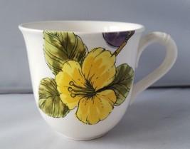 Noritake Craftone Harvest Time 8782 Teacups 6 Tea Cup Set Coffee Home Ki... - $38.99