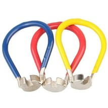 1 Pcs Random Color Steel Wire Adjustment Spanner Wrench Banner Bicycle T... - $24.76
