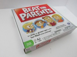 Beat The Parents Board Game - $9.89