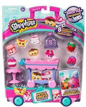 Shopkins World Vacation (Europe) - Petite Sweets Collection - $24.74