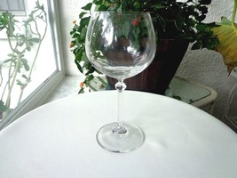 Mikasa Prism Pattern Clear Crystal Port Wine Goblet - $19.79