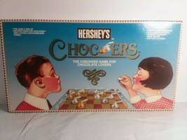 Hershey's Kisses Chocers Checkers Board Game Chocolate Candy Kids Play Set - $10.88