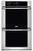 Electrolux EI30EW45PS 30 Inch Electric Double Wall Oven in Stainless Steel - $2,158.15