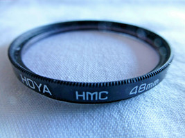 Hoya 48mm HMC Multi-Coated Skylight 1B Filter Made In Japan Bin #1409 48... - $9.46