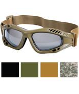 Ventec Anti-Fog Shatterproof Tactical Goggles Enhanced UV 400 Anti-Scratch - $10.99+