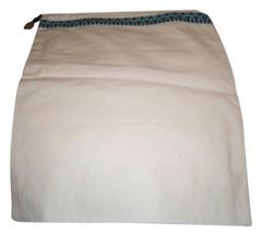 Tory Burch Purse Shoe Dust Bag Travel Laundry Storage 12x15 Gold Logo Charm, Bag - $6.43