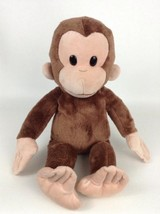 "Applause Russ Curious George 15.5"" Monkey Chimpanzee Plush Stuffed Anima... - $14.80"