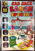 SAD SACK LAUGH SPECIAL #50 (1969) Harvey Comics Giant Size VG+/FINE- - $9.89