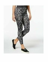 FIRST LOOKS by HUE Kiss Script Seamless Leggings Black Size S/M - $22 - ... - $4.94