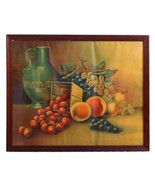 Antique  Print Framed California Fruits James Lee 3122 - $86.45