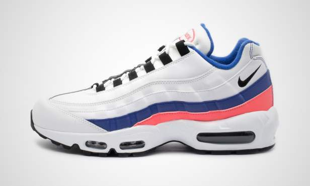 79b56142a5008c Nike Air Max 95 Essential (White   Blue) Sz and 50 similar items