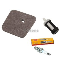 Tune Up Kit Fits Stihl FS45 FS46 FS55 HL45 KM55 HL45 NGK BPMR7A - $16.11