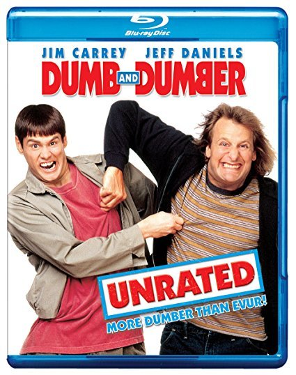 Dumb and Dumber Unrated Edition [Blu-ray]