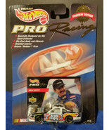 1998 Hot Wheels Pro Racing Preview Edition  #44 Kyle Petty Hot Wheels - ... - $7.55