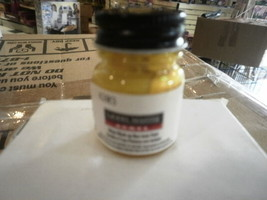 L74 MODEL MASTER 4203 GUNNEL YELLOW  ACRYLIC PAINT 1/2 FL OZ EACH NEW - $4.30