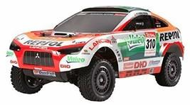 Tamiya 58421 Mitsubishi Racing Lancer DF01 Repsol Ralliart 1/10 EMS from JP - $4.435,20 MXN