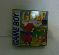 NOS 1990 Nintendo Game Boy Golf Videogame  S-15 - $22.24