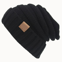 Winter Brand Female Ball Cap Pom Poms Winter Hat For Women GirlS Hat Kni... - $10.03