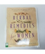 Herbal Remedies For Women: Discover Nature - $9.49
