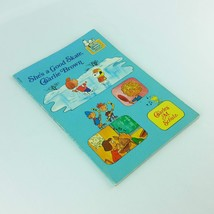 She's a Good Skate Charlie Brown 1981 Childrens Vintage Book Charles Sch... - $15.99