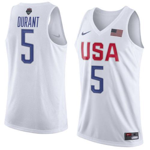 Kevin Durant Rio Olympics Jerey