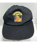 Strongbow Draught Premium Cider Black Baseball Cap Hat Snapback Cotton - $17.59